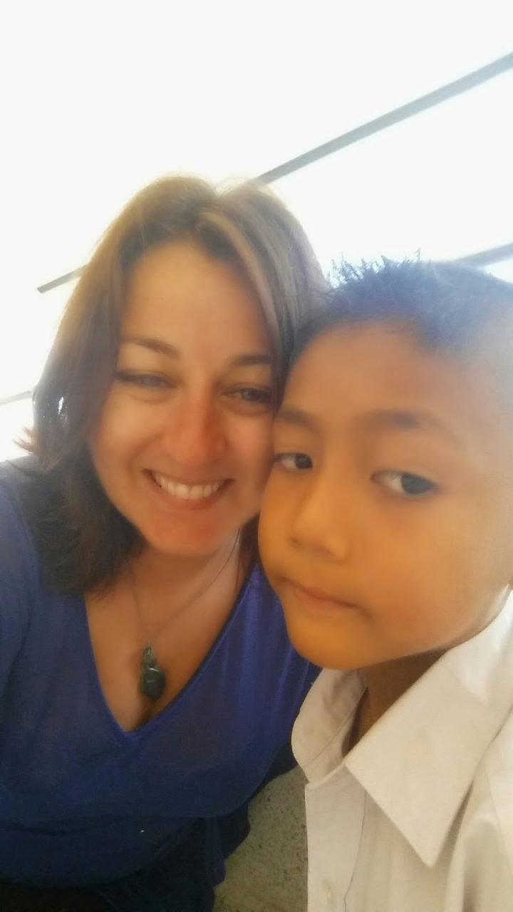 Teddy bear donation at Kalim school by 9th Floor Restaurant & Bar - August 2013